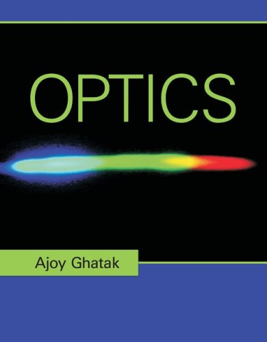 Optics   2010 9780073380483 Front Cover