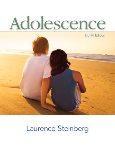 Adolescence  8th 2008 (Revised) edition cover