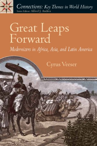 Great Leaps Forward Modernizers in Africa, Asia, and Latin America  2010 edition cover
