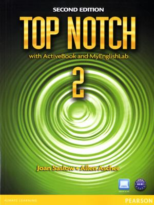 Top Notch  2nd 2011 9780132470483 Front Cover