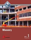 Masonry, Level 1  4th 2014 edition cover