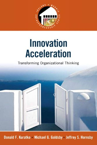 Innovation Acceleration Transforming Organizational Thinking  2012 edition cover