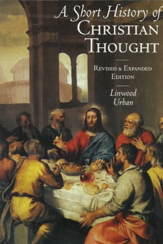 Short History of Christian Thought  2nd 1995 edition cover