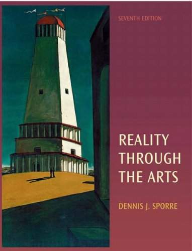Reality Through the Arts  7th 2010 edition cover