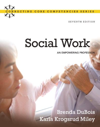 Social Work An Empowering Profession 7th 2011 edition cover