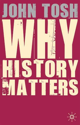 Why History Matters   2008 edition cover