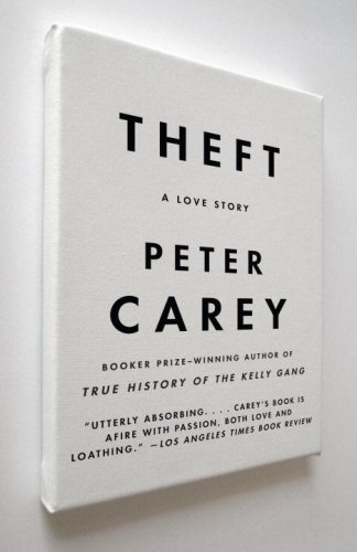Theft A Love Story N/A edition cover