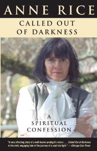 Called Out of Darkness A Spiritual Confession N/A edition cover