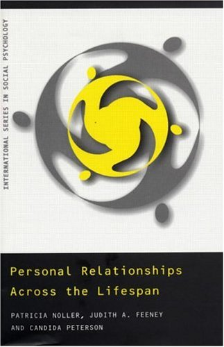 Personal Relationships Across the Lifespan   2000 edition cover