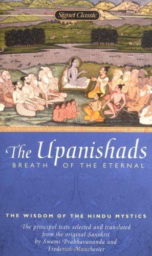 Upanishads Breath from the Eternal N/A edition cover