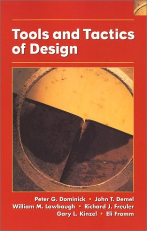 Tools and Tactics of Design   2001 edition cover