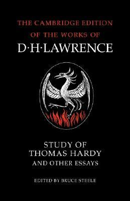 Study of Thomas Hardy and Other Essays   1985 9780521272483 Front Cover