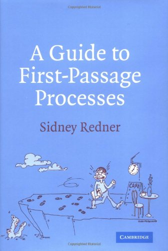 Guide to First-Passage Processes   2001 9780521652483 Front Cover