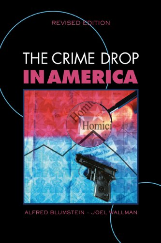 Crime Drop in America  2nd 2006 (Revised) edition cover