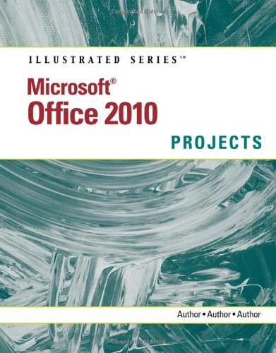 Microsoft� Office 2010 Projects   2012 edition cover