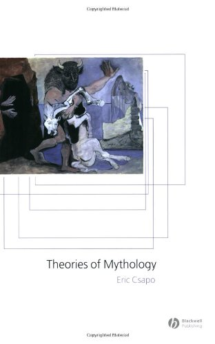 Theories of Mythology   2005 edition cover