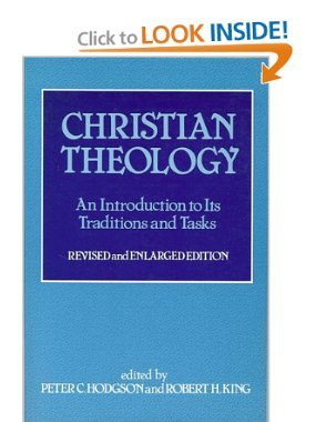 Christian Theology : An Introduction to Its Traditions and Tasks 2nd 1985 edition cover