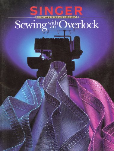 Sewing with an Overlock   1989 edition cover