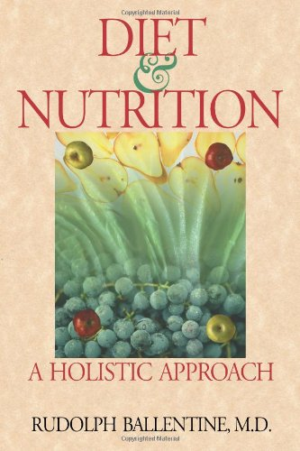 Diet and Nutrition A Holistic Approach  2004 edition cover