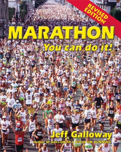 Marathon You Can Do It!  2010 (Revised) edition cover