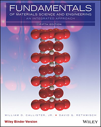 Fundamentals of Materials Science and Engineering: An Integrated Approach  2015 9781119175483 Front Cover