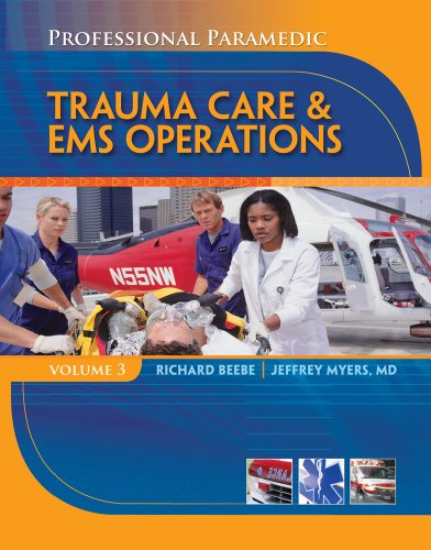 Paramedic Professional EMS Operations  2012 edition cover