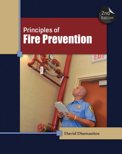 Priniciples of Fire Prevention  2nd 2011 edition cover