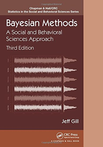 Bayesian Methods A Social and Behavioral Sciences Approach, Third Edition 3rd 2014 (Revised) 9781439862483 Front Cover