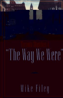 Way We Were  N/A 9781550022483 Front Cover