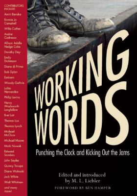 Working Words Punching the Clock and Kicking Out the Jams  2010 edition cover
