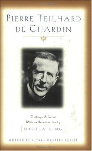 Pierre Teilhard de Chardin  N/A edition cover