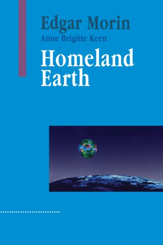 Homeland Earth : A Manifesto for a New Millenium N/A edition cover
