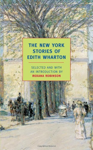 New York Stories of Edith Wharton   2007 edition cover