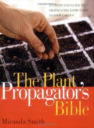 Plant Propagator's Bible   2007 edition cover