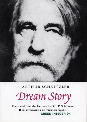 Dream Story   2003 edition cover