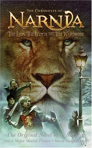 Lion, the Witch and the Wardrobe   2005 (Movie Tie-In) 9780060765484 Front Cover