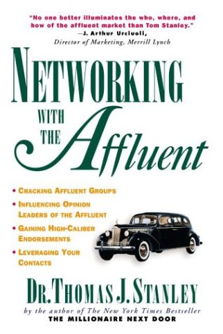 Networking with the Affluent   1998 9780070610484 Front Cover