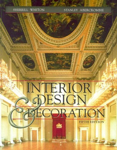 Interior Design and Decoration  5th 2002 edition cover