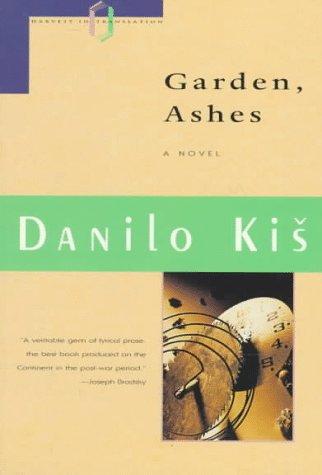 Garden Ashes   1978 (Reprint) edition cover