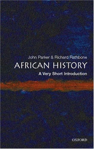 African History   2007 edition cover