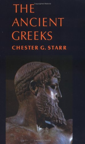 Ancient Greeks   1971 edition cover
