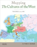 Mapping the Cultures of the West, Volume Two  N/A edition cover