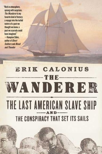 Wanderer The Last American Slave Ship and the Conspiracy That Set Its Sails  2008 edition cover