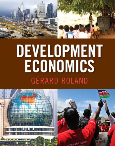 Development Economics   2014 9780321464484 Front Cover
