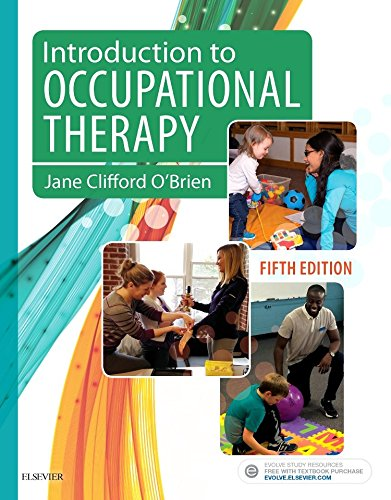 Introduction to Occupational Therapy:   2017 9780323444484 Front Cover
