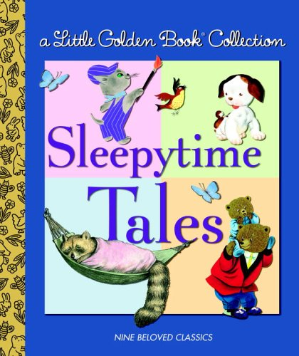 Sleepytime Tales   2010 edition cover