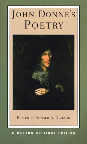 John Donne's Poetry   2006 edition cover