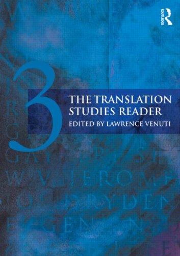 Translation Studies Reader  3rd 2012 (Revised) edition cover