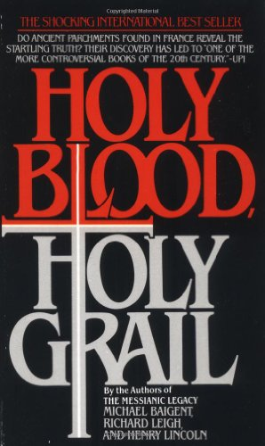 Holy Blood, Holy Grail   1983 9780440136484 Front Cover