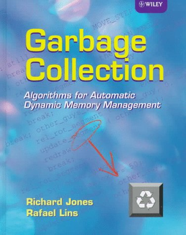 Garbage Collection Algorithms for Automatic Dynamic Memory Management  1996 9780471941484 Front Cover